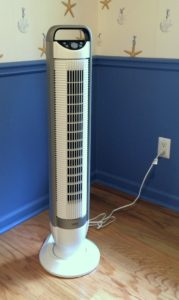 seville classics ultraslimline tower fan manual